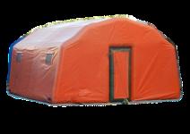 Пневмокаркасные модули (палатки)