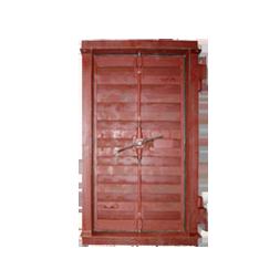 Дверь защитно-герметическая ДУ-I-7