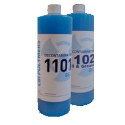 Дезактивирующий и очищающий гель (DeconGel 1102)