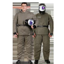 защитная одежда для сварщиков