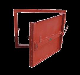 Защитные и защитно-герметические устройства для ЗС ГО