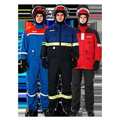 Термостойкая защитная одежда