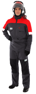 термостойкий костюм ЭНЕРГО НЛ3 ЭКО ПЭ (ткань Номекс)