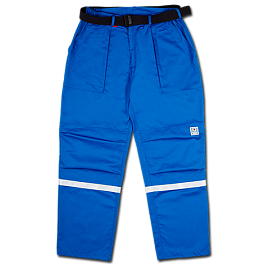 термостойкие брюки Н/л-3 Рекорд (ткань Номекс)