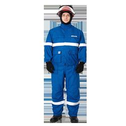Термостойкий костюм для защиты от электрической дуги Н/л-2 Комфорт