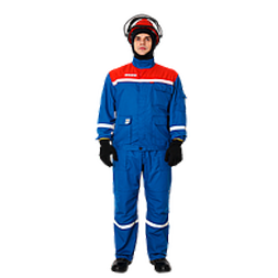 Термостойкий костюм для защиты от электрической дуги Рекорд