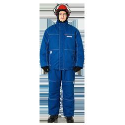Термостойкий костюм Н/з-8д Профи зимний