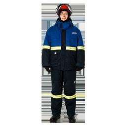 Термостойкий костюм для защиты от электрической дуги Н/з-8д Элит (ткань Номекс)