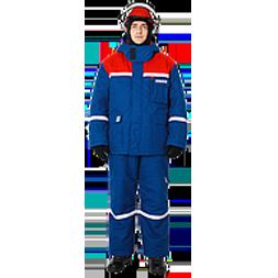 термостойкий костюм Н/з-8сд Рекорд (ткань Номекс)
