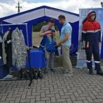 Республиканские соревнования бригад по ремонту и обслуживанию ВЛ-35 кВ
