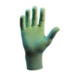 Перчатки нейлоновые без ПВХ зеленые