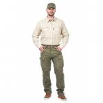 Противоэнцефалитные брюки Биостоп Комфорт мужские